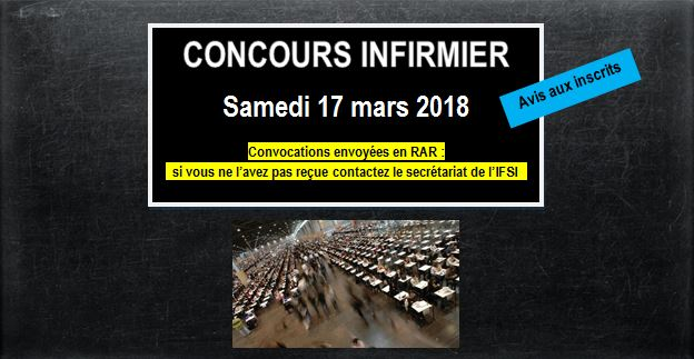 Concours IDE 2018