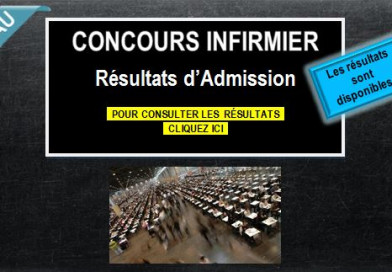 Concours IDE 2018 - Admissions